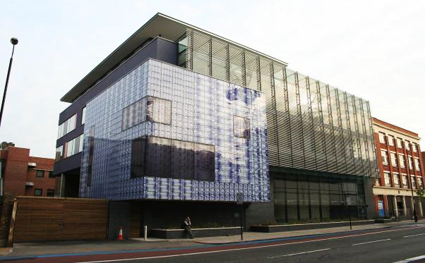 Arts 2 Building, Queen Mary University