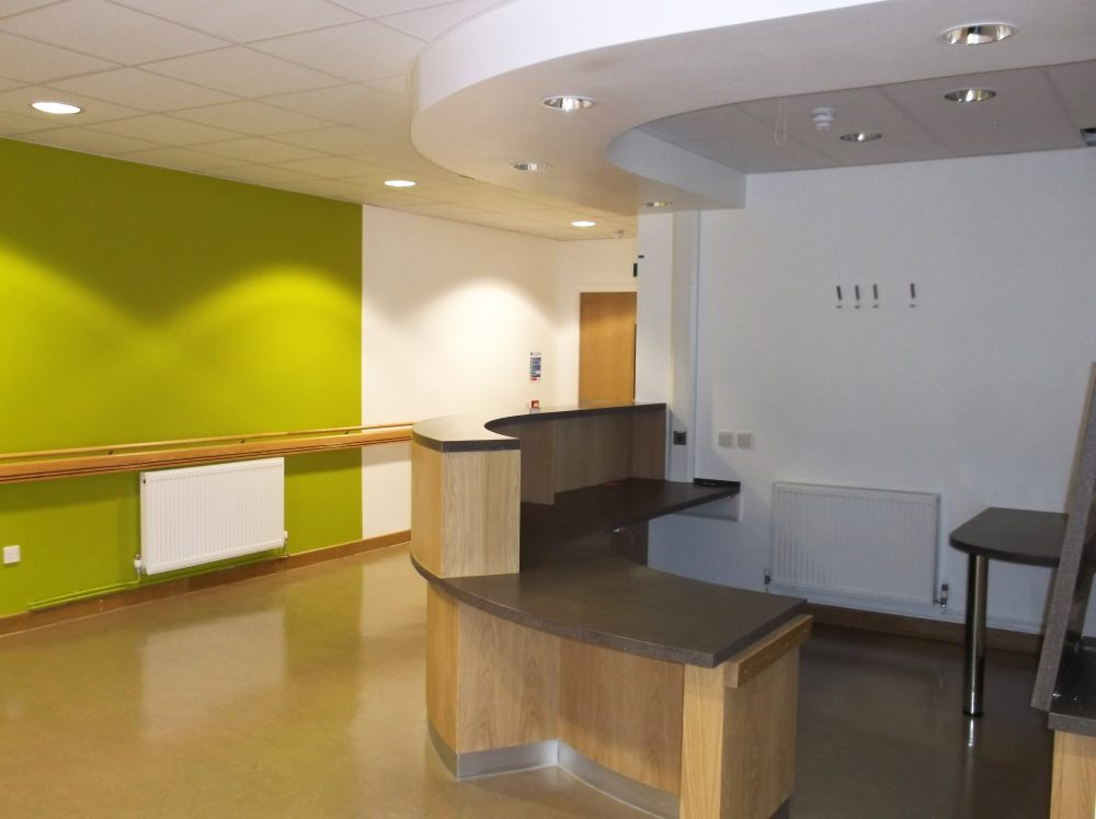 Lister Hospital - New Clinical Ward