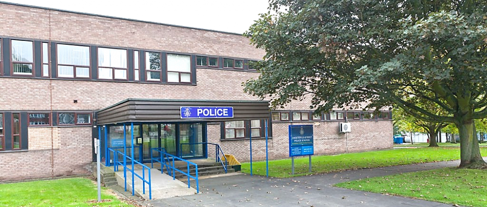 Chester Le Street Police Station