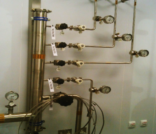 GSK Ware - Micronising Facility
